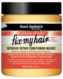 Aunt Jackie's Flaxseed Fix My Hair 15oz