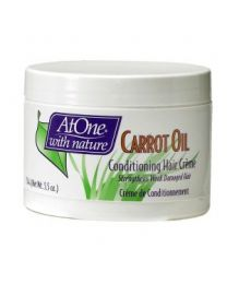AtOne With Nature Carrot Oil Conditioning Hair Crème