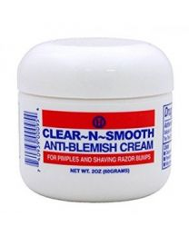 Clear N Smooth Anti-Blmsh 2 oz