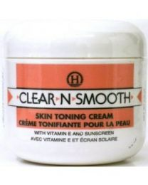 Clear N Smooth Toning Cream 4 oz