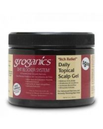 Groganics Daily Topical Sculp Gel 6 oz
