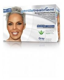 Gentle Treatment No-Lye Conditioning Relaxer Gray