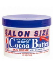 Hollywood Beauty Cocoa Butter 25 oz