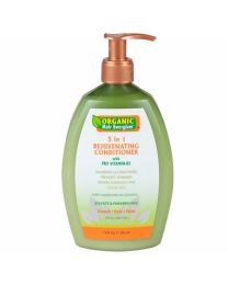 Organic Hair Energizer 5 in 1 Rejuvenating Conditioner With Pro Vitamin B5 - 13 Oz