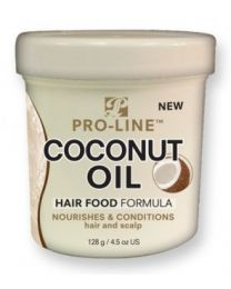 Pro-Line Hair Food Coconut Oil 4.5 oz