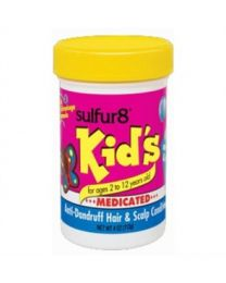 Sulfur8 Kids Medicated Anit-Dandruff Hair & Scalp Cond. 4Oz