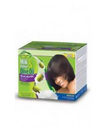 Gro Healthy Milk & Olive Single Kit Relaxer Regular Kit
