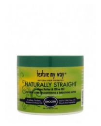 Texture My Way Naturally Straight Smoothing Butter 4oz