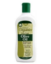 Ultimate Organic Olive Oil Body Lotion 12 oz