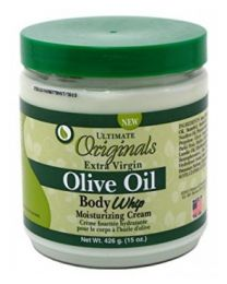 Ultimate Organics Olive Oil Body Whip Cream 15oz