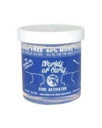 World of Curls Gel Lite 16 oz